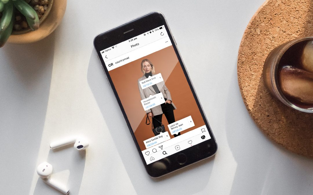 Digital Marketing Trends 2020 Shop-able Social Media posts