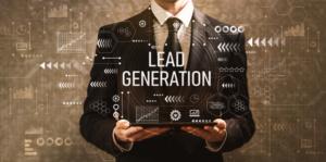 Lead Generation, Generate leads