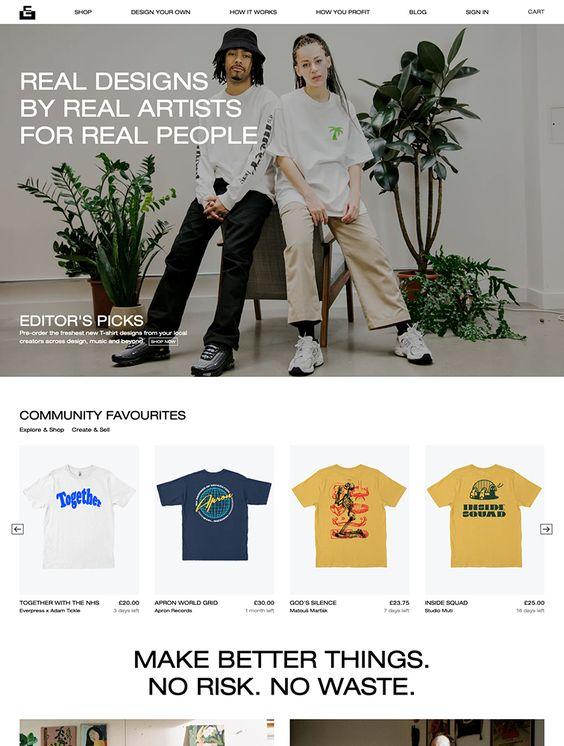 Branding For E-Commerce Website Design