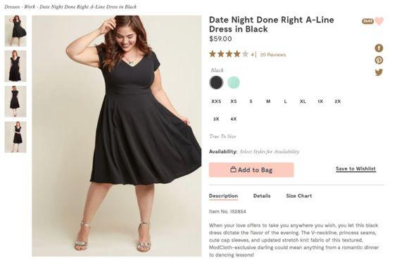 Product Description For E-Commerce Website Design