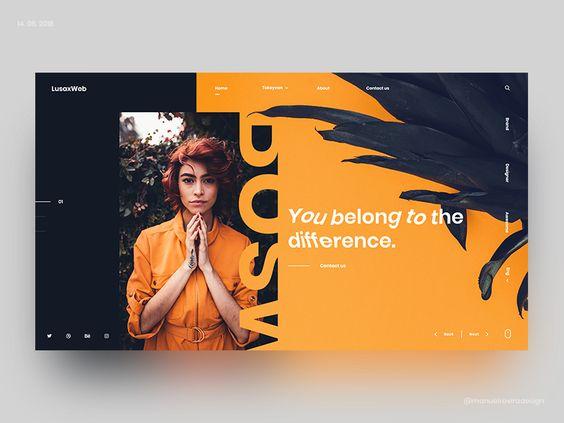 Graphics In Website Design Trends